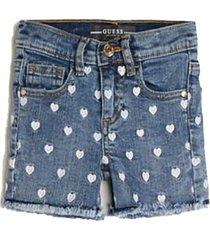 short denim shorts broy denim guess
