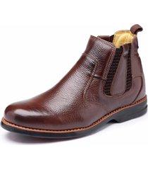 ea43abb13b0af Botinas - Masculino - Shoes Grand - Confort - 3 produtos com até ...