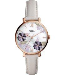 reloj fossil mujer es4672