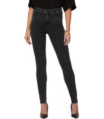 nydj ami high waist skinny jeans, size 2p in victorious at nordstrom