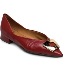 shoes 4511 ballerinaskor ballerinas röd billi bi