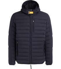 parajumpers philip down jacket in graphite color