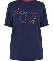 slaapkop-t-shirt