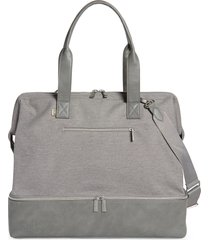 beis travel travel tote - grey (nordstrom exclusive)