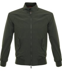 baracuta g9 modern classic pine harrington jacket