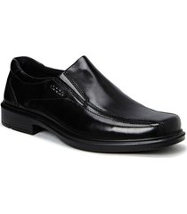 helsinki shoes business loafers svart ecco