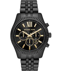 reloj michael kors para hombre - lexington  mk8603