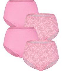 tailleslip harmony 2x roze/wit, 2x roze