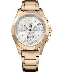 reloj tommy hilfiger 1781847 oro -superbrands