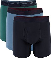 3-pack stretch-cotton boxer briefs