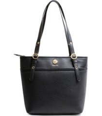anne klein women's pocket tote