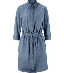 abito chemisier (blu) - john baner jeanswear