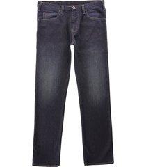emporio armani j45 regular fit jeans   denim   6h1j45-1dh9z