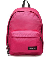 out of office rugzak tas roze eastpak