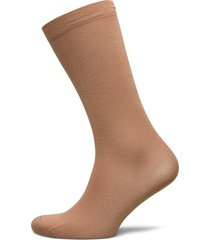 ladies knee-high den, support knee 100 lingerie hosiery socks beige vogue