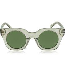 marc jacobs designer sunglasses, mj 532/s circle in a square acetate sunglasses