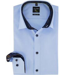 lichtblauw shirt ml 7 olymp no. 6 super slim
