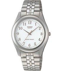 reloj análogo casio mtp-1128a-7b-gris