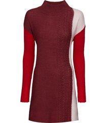 maglione lungo (rosso) - bodyflirt