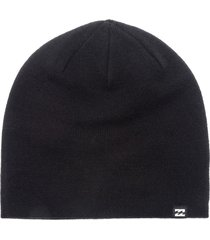 gorro all day negro billabong