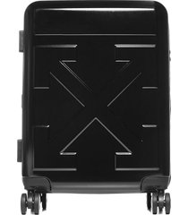 off-white for travel arrows carry-on case
