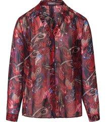blouse van basler rood