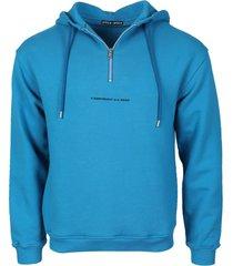 copyright graphic hoodie