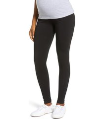women's angel 2-pack maternity belly support maternity leggings