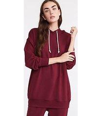 lou & grey signaturesoft super plush hoodie
