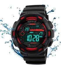 reloj sport skmei hombre militar cronometro natación