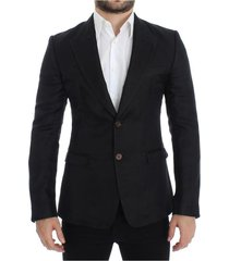 silk slim fit blazer