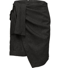 emma skirt knälång kjol svart twist & tango