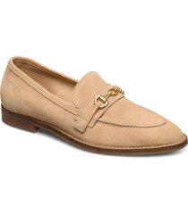 st beeton loafer loafers låga skor beige gant