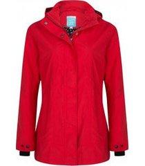 happyrainydays regenjas jacket rosa red 2020