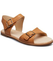 bay primrose shoes summer shoes flat sandals beige clarks