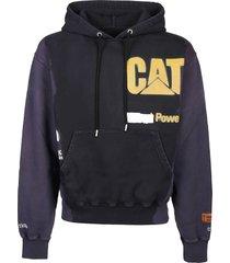 heron preston sweatshirt cat power