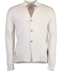grigio button front sweater cardigan