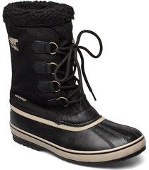 1964 pac™ nylon shoes boots winter boots svart sorel