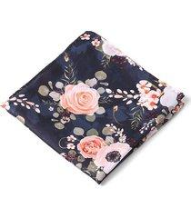 pañuelo de bolsillo flores 01918