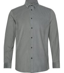 akkonrad corduroy shirt skjorta casual grå anerkjendt