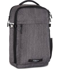 men's timbuk2 division water resistant laptop backpack - grey