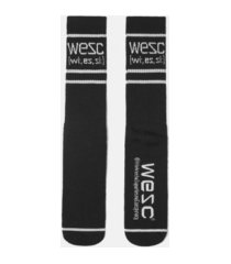 wesc single pack conspiracy socks