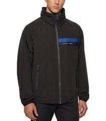 boss men's packable regular-fit blouson jacket