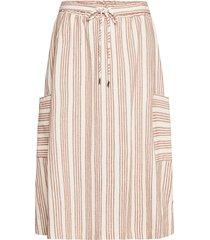skirts knitted knälång kjol multi/mönstrad esprit casual