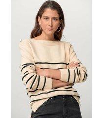 tröja knit boat neck