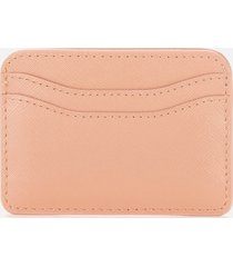 marc jacobs women's new card case - sunkissed