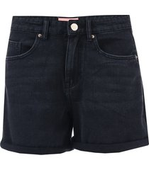 womens phine life denim shorts