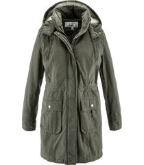 parka (verde) - bpc bonprix collection