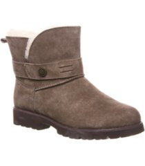 bearpaw women's wellston booties women's shoes
