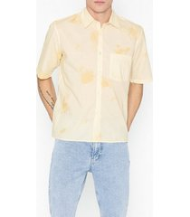 l'homme rouge expedition shirt skjortor yellow
